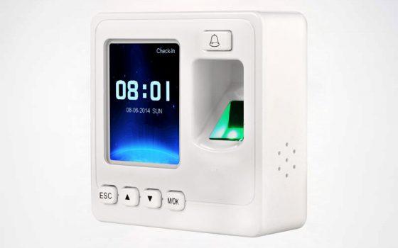 دستگاه حضور و غیاب کنترل تردد MP331