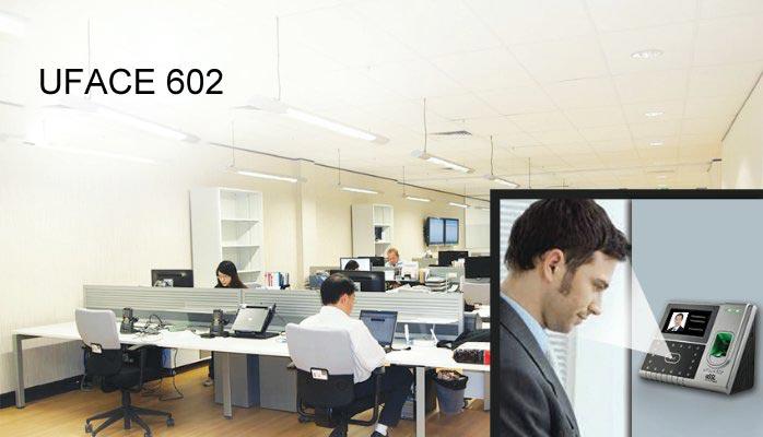 دستگاه حضوروغیاب کنترل تردد Uface 602