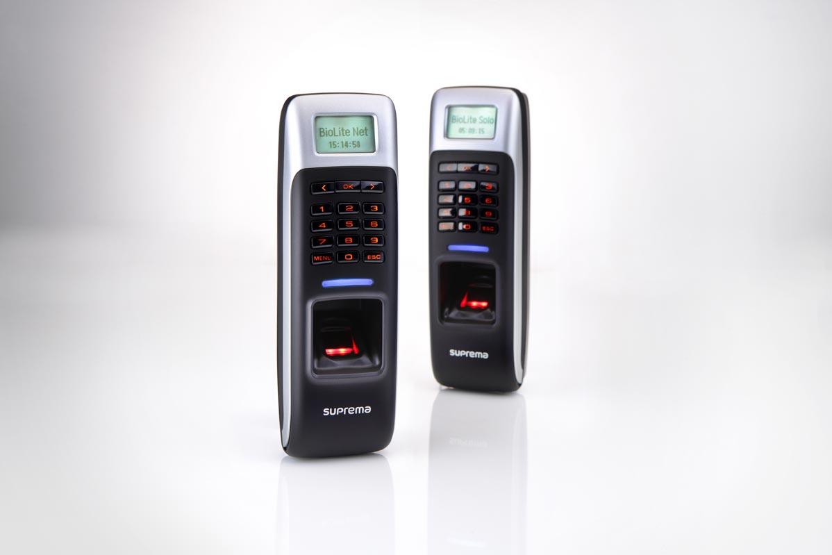 دستگاه حضور و غیاب کنترل تردد BioliteNet