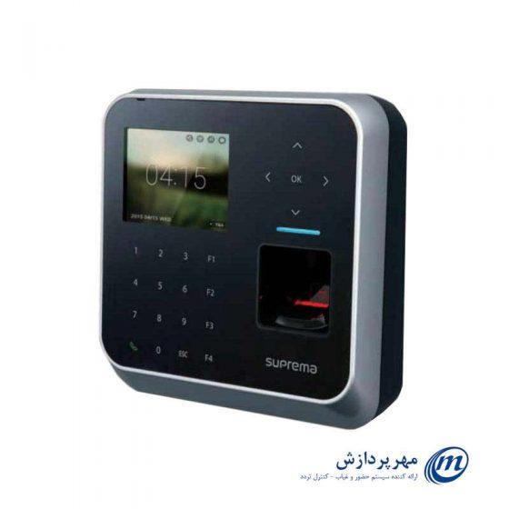 دستگاه حضوروغیاب و کنترل تردد Biostation2
