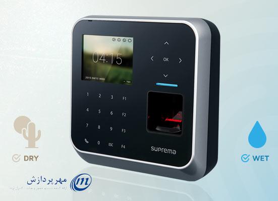 دستگاه حضور و غیاب و کنترل تردد Biostation2