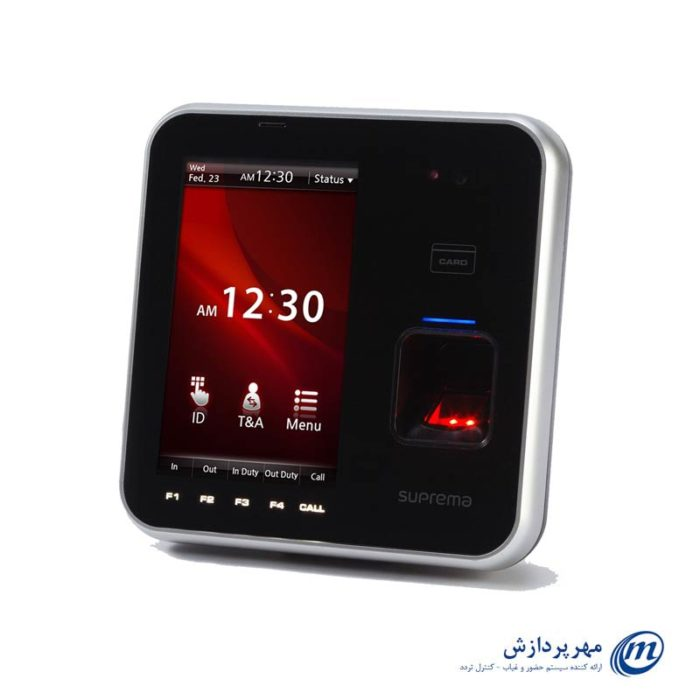 دستگاه حضور و غیاب کنترل تردد Biostation T2