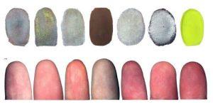 تکنولوژی تشخیص اثر انگشت زنده در دستگاه حضور و غیاب