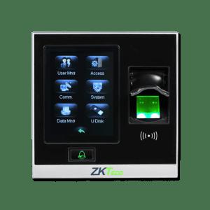 دستگاه حضور و غیاب کنترل تردد zk