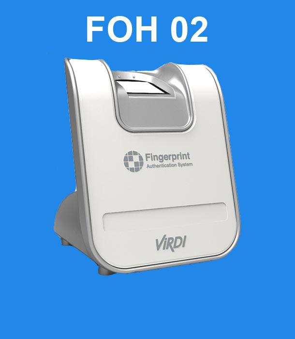 اسکنر اثر انگشت virdi FOH02